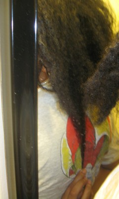 Natural Hair Growth Jan 29 2012