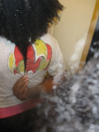Natural Hair Growth July 2010