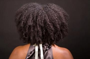 Natural Hair Styles 8